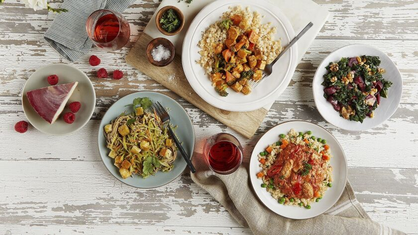 Healthy meal delivery Send a gift card for Veestro?s chef-prepared plant-based heat-and-eat meals t