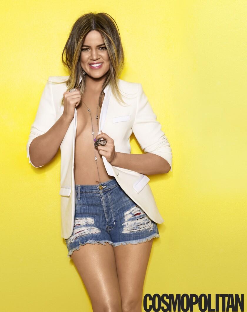 Cosmo Khloe Kardashian