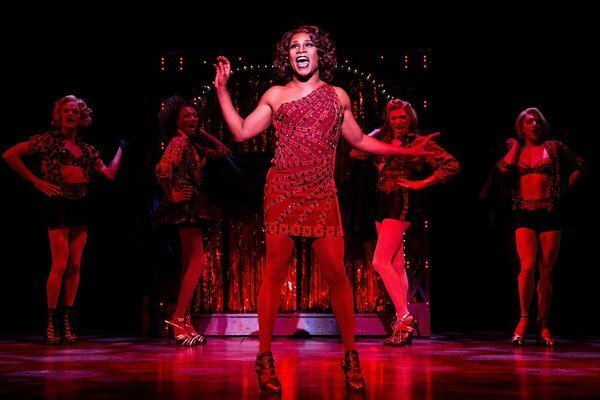 Nominations: WINNER Best musical Best lead actor: Stark Sands WINNER Best lead actor: Billy Porter Best featured actress: Annaleigh Ashford Best director: Jerry Mitchell Note: An earlier version of this caption incorrectly said Sands had won.