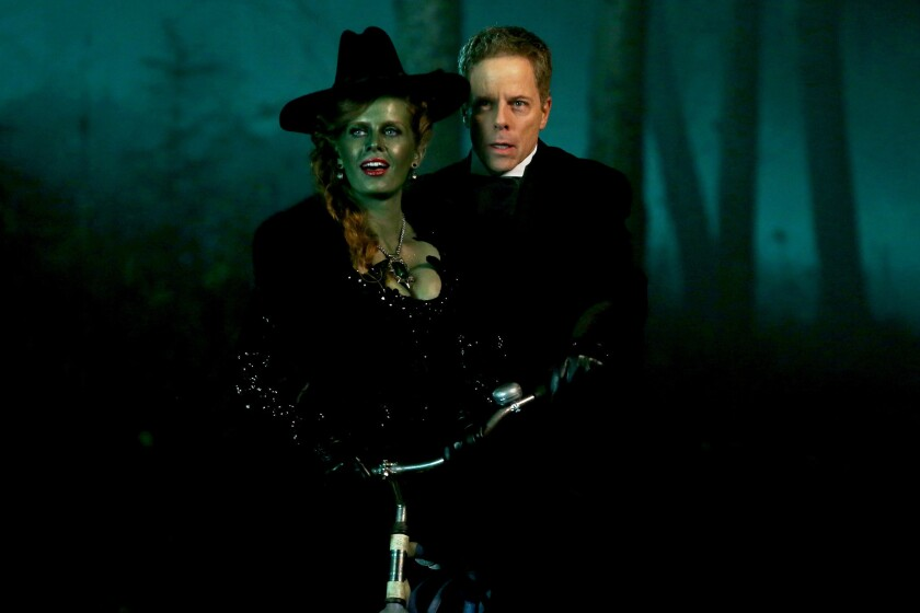 Once Upon a Time': A little sympathy for the Wicked Witch - Los