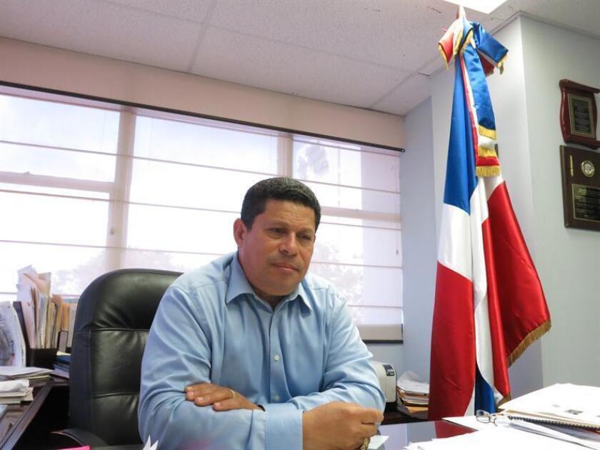 El cónsul de la República Dominicana en San Juan (Puerto Rico), Franklin Grullón. EFE/Archivo