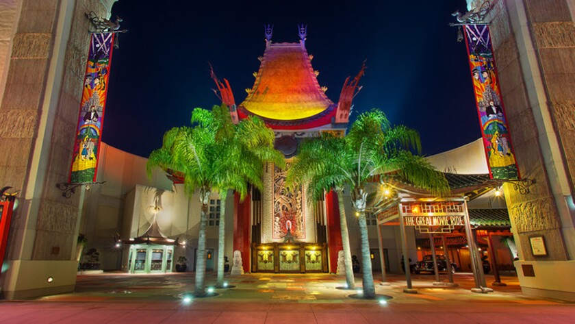 Great Movie Ride at Disney's Hollywood Studios