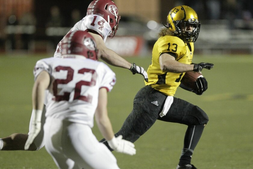 In last year's state playoffs, Paso Robles made a lengthy trip to play El Capitan in Lakeside.