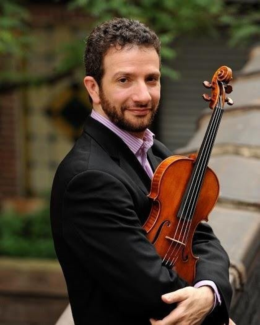 Steven Copes performs with Mainly Mozart April 30.