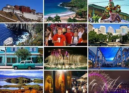 Each new year brings more opportunity for travel. Destinations that were once too expensive become within reach; others revitalize and reopen their doors. Your choices span the world, but how do you choose? Here are 29 spots for you to consider in 2009, selected by our Travel editors. We picked places near and far because they won't be crowded, they've become more accessible or there's a a compelling reason to go. So take a look--and happy travels.