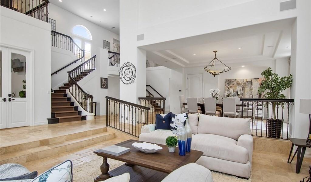 Andrew Gumpert's Tarzana home
