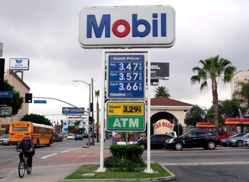 High gas prices: accident or price fixing?