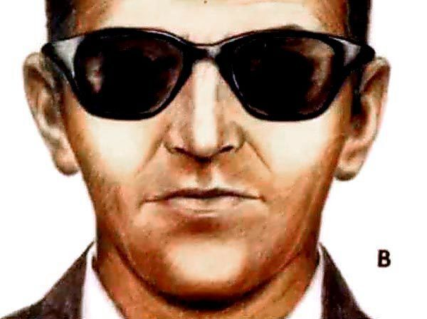 An artist's impression from 1971 of the hijacking suspect known as D.B. Cooper. The FBI is looking into a tip from a witness who contends the hijacker died 10 years ago. The witness was brought to the FBI's attention by a retired law enforcement officer. An FBI agent provided few details, but said the bureau considered the tip credible. The bureau is attempting to match fingerprints taken from belongings of the dead man to fingerprints gathered 40 years ago from the cabin of the jetliner that Cooper hijacked.