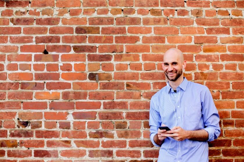Nick Loper, founder of Side Hustle Nation