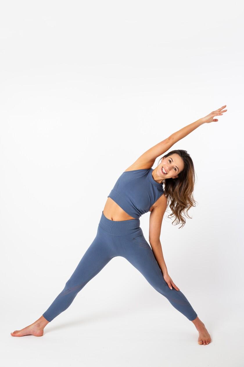 Adriene Mishler of 'Yoga with Adriene'