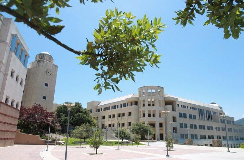 Cal State San Marcos University
