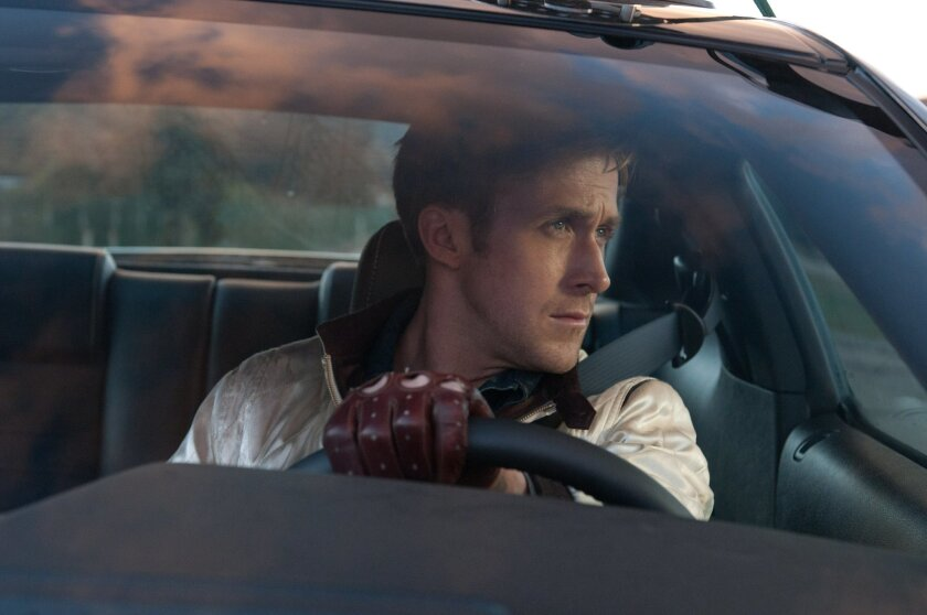 """Ryan Gosling is behind the wheel in """"Drive."""" Photo: Richard Foreman/FilmDistrict and Bold Films and OddLot Entertainment"""