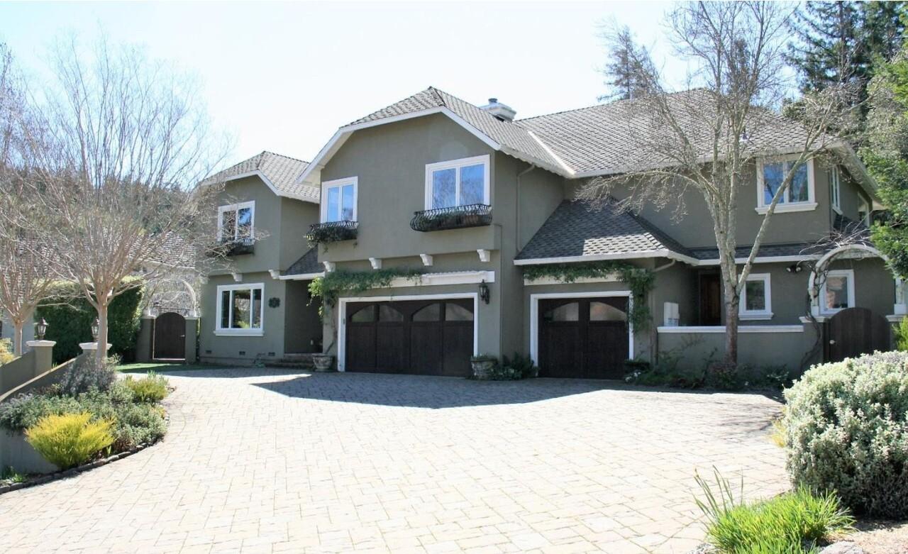 Joe Nedney's Scotts Valley home