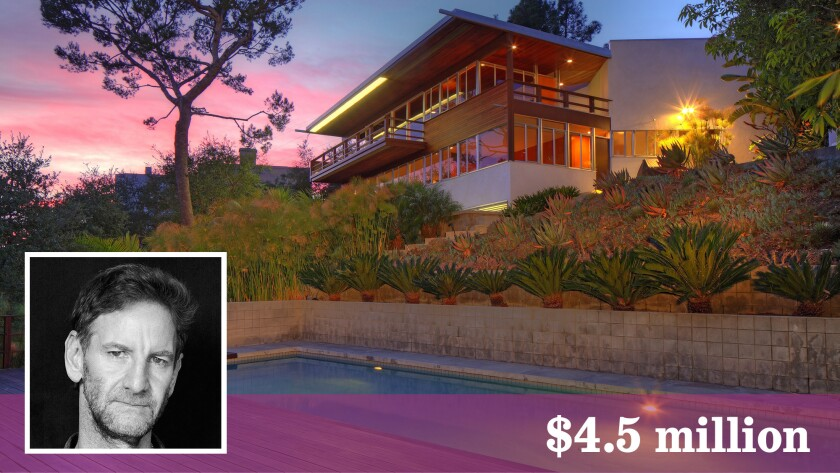 Photographer Mark Seliger has listed his restored Richard Neutra-designed house at $4.5 million.