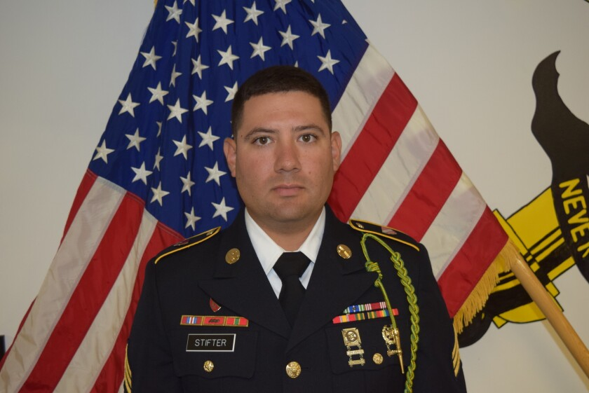 Sgt. Joseph F. Stifter