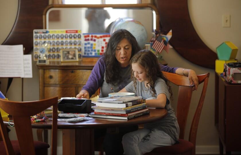 Inspire Charter School family