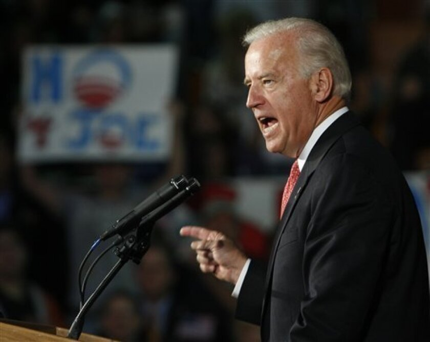 Biden Waging Stealth Re Election Campaign The San Diego Union Tribune
