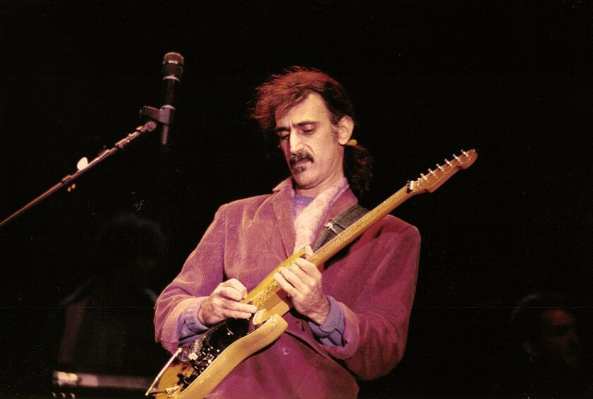 Rock and Roll Hall of Famer Frank Zappa was equally notable as a composer, band leader, talent scout and cultural provocateur.