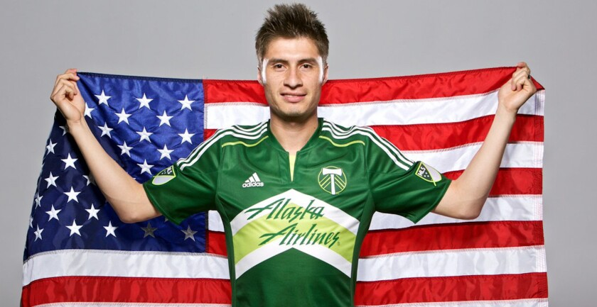 Jorge Villafaña fue transferido al Portland Timbers de la MLS.