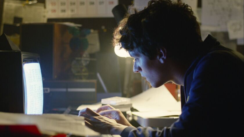 "Netflix dropped a trailer Thursday for the upcoming film ""Black Mirror: Bandersnatch,"" scheduled for release Dec. 28."
