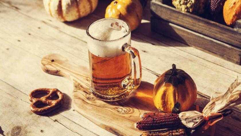Fall may not be a real season in San Diego, but it's a time for great new craft beers. (Shutterstock)