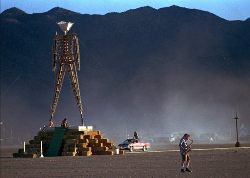 Five great Silicon Valley reads, from Burning Man to Netflix