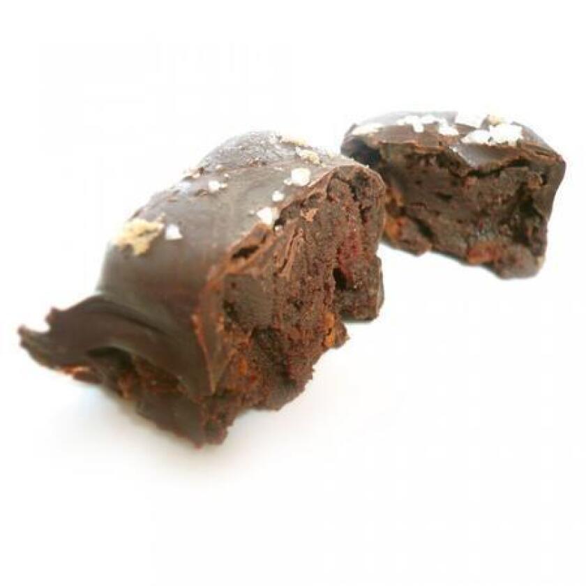 Bacon, Whisky truffle from Andrea's Truffles. (/ Courtesy photo)