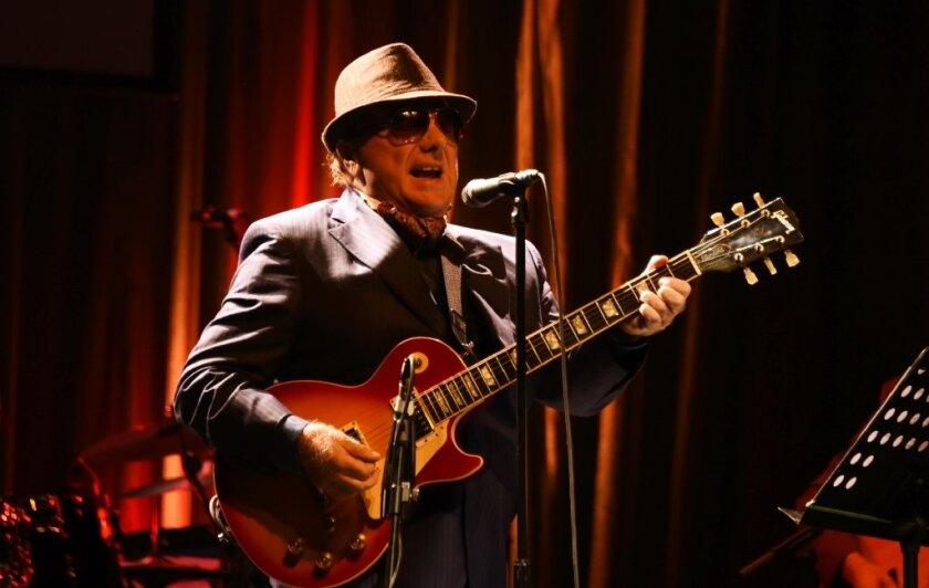 Rock and Roll Hall of Famer Van Morrison will perform three fall concerts in Southern California.