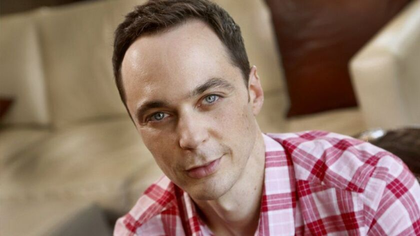 """""""The Big Bang Theory"""" star Jim Parsons bought the Los Feliz estate five years ago from """"Twilight"""" actor Robert Pattinson for $6.325 million."""