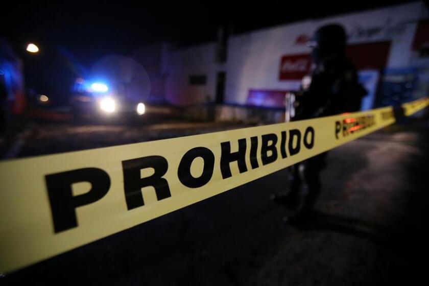 """El capo Humberto Loiza Méndez, alias """"Betillo"""", murió hoy junto a tres presuntos criminales en un choque con agentes de la Secretaría de Marina (Semar) en Reynosa, en el norteño estado mexicano de Tamaulipas, informó hoy una fuente oficial. EFE/ARCHIVO"""