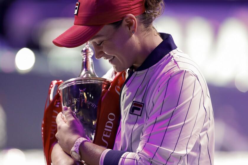 China Tennis WTA Finals