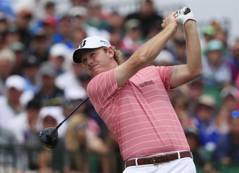 En la imagen, el golfista estadounidense Brandt Snedeker. EFE/Archivo