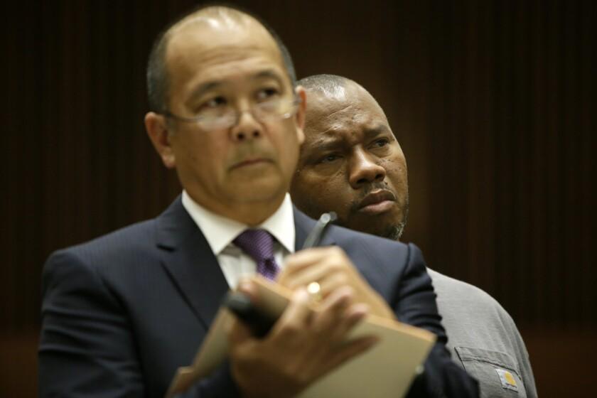 LAPD detective sentenced