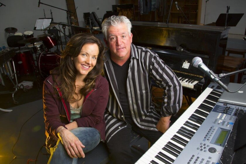 "Tony Award-winners Alice Ripley and Gregory Jbara star in the world-premiere San Diego Rep show ""Everybody's Talkin': The Music of Harry Nilsson."""