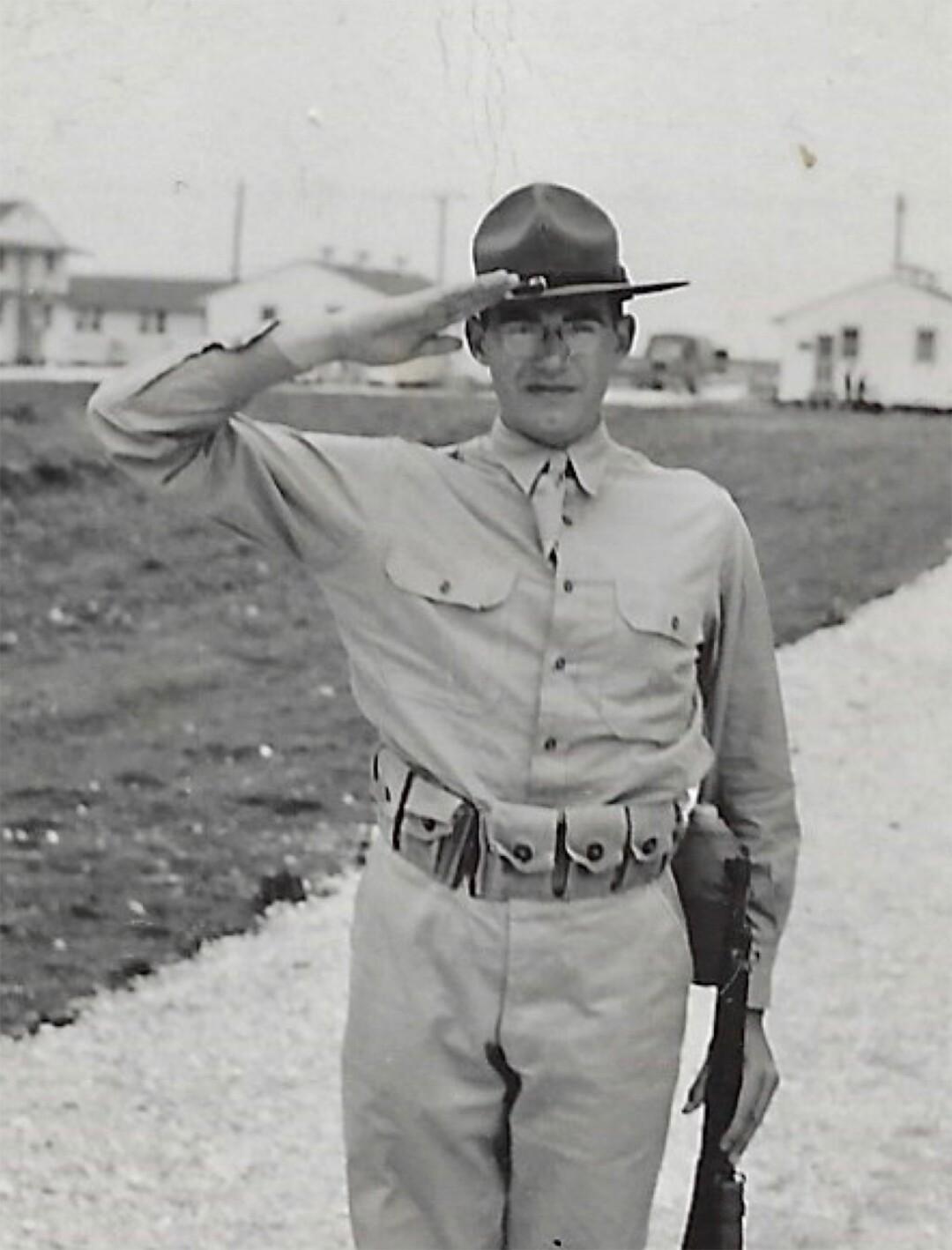 Pvt. Arthur Waldman