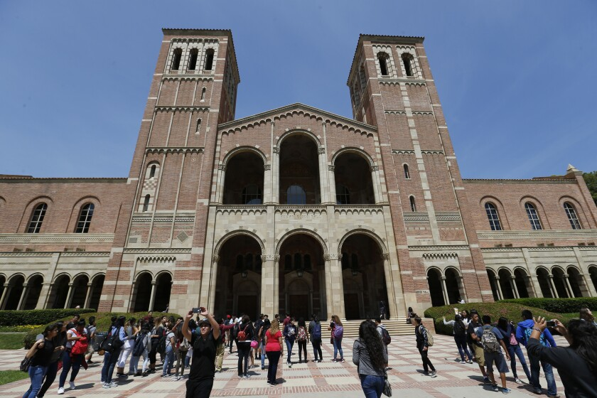 UCLA's Royce Hall: Who pays to get in, and how much?