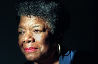Renowned poet and author Maya Angelou dies at 86