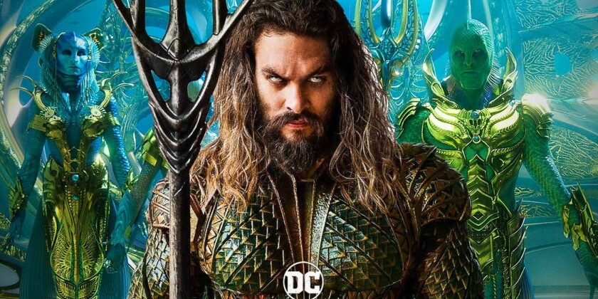 Aquaman, Jason Momoa.