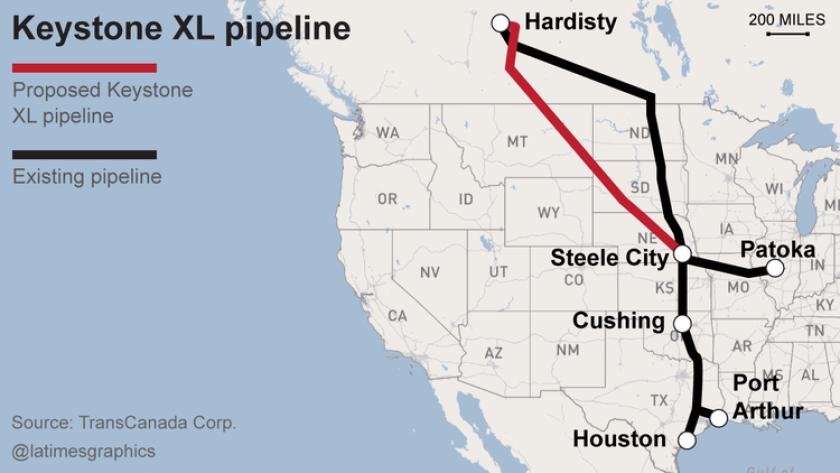 La decisión del presidente Barack Obama de rechazar el polémico oleoducto Keystone fue acogida con alivio por los grupos ecologistas y la crítica de los republicanos, que se habían esforzado en su aprobación.