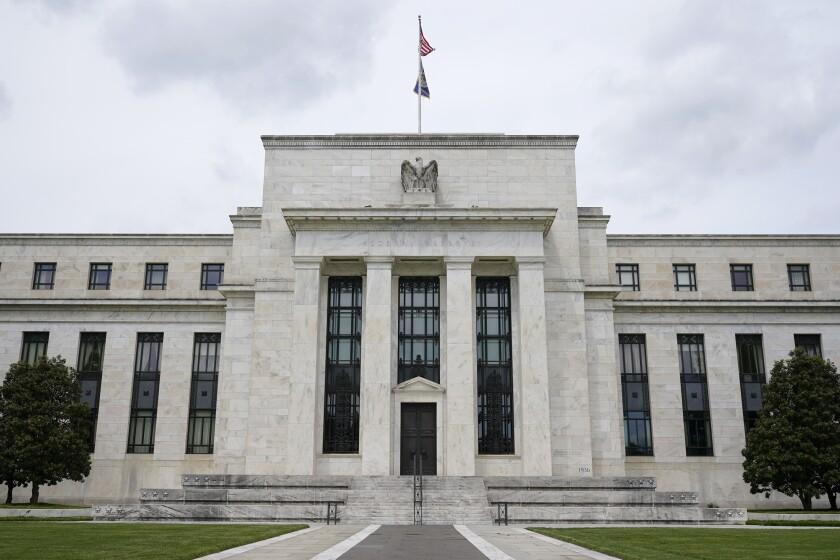 La sede de la Reserva Federal de EEUU en Washington.