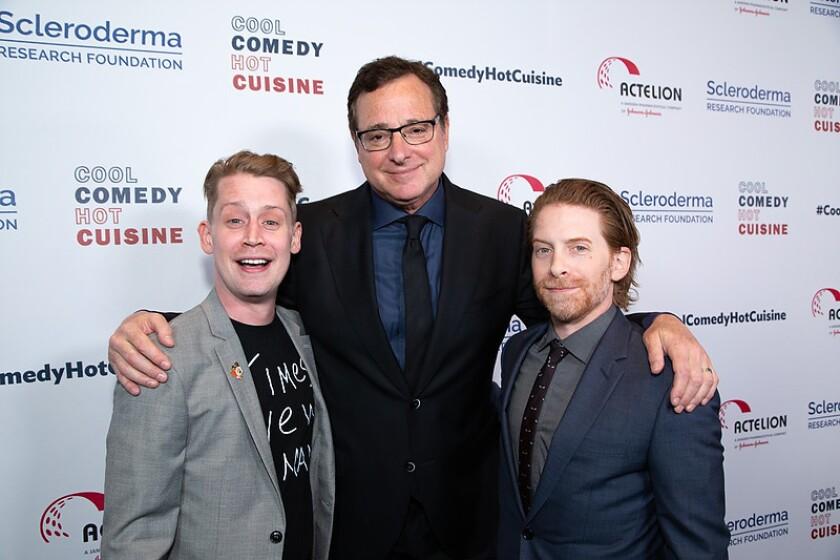 Macaulay Culkin, Bob Saget, Seth Green