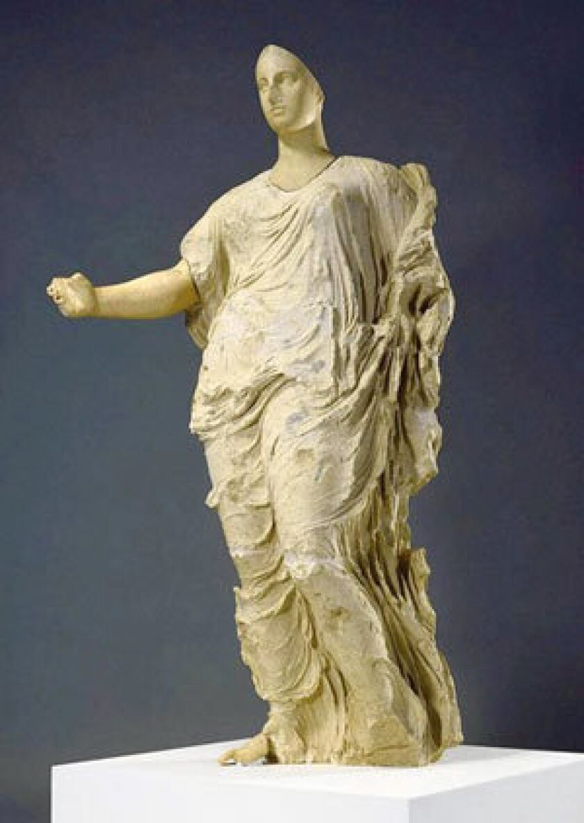 The Getty paid $18 million for the Aphrodite statue in 1988, but its questionable origin dogged the museum.