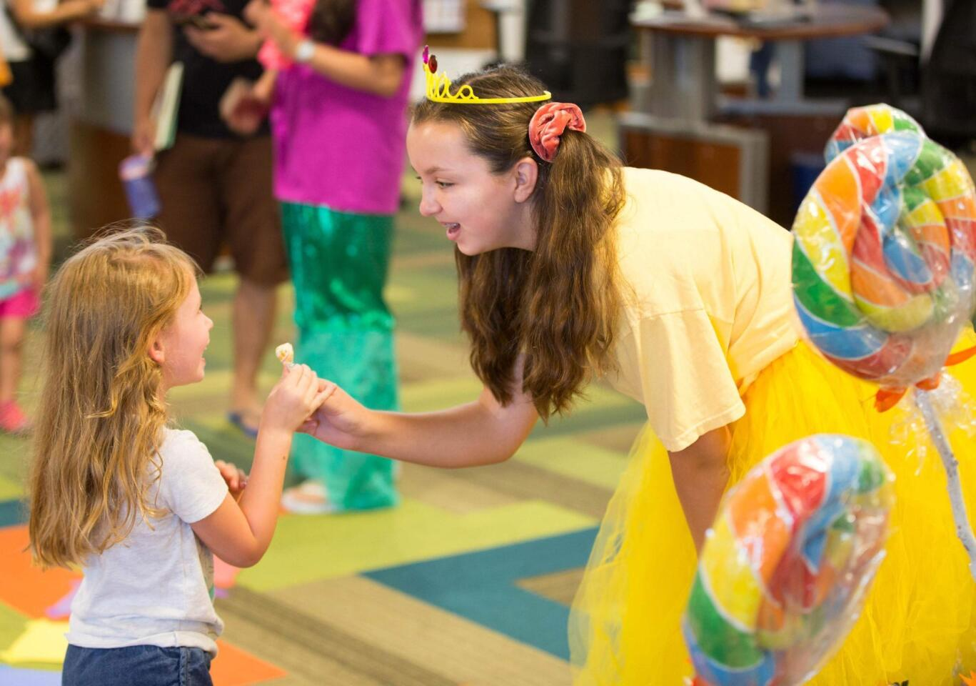 Poway Library's Kidsfest - 8/5/2018