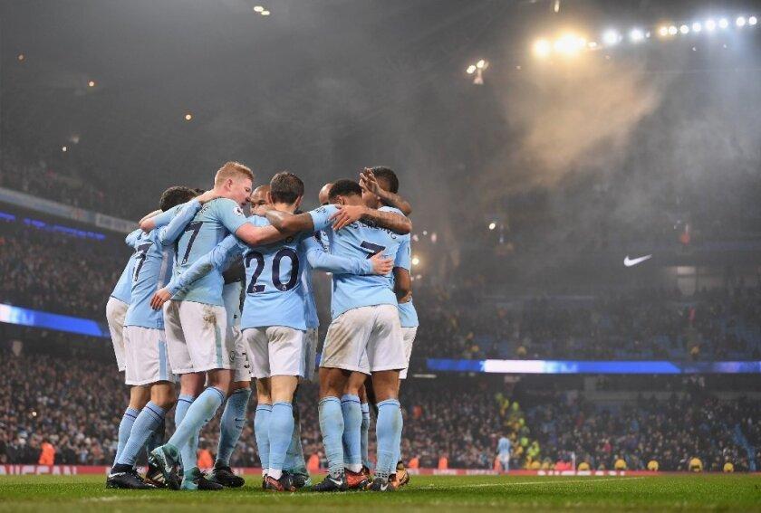 El Manchester City lleva 16 victorias al hilo.