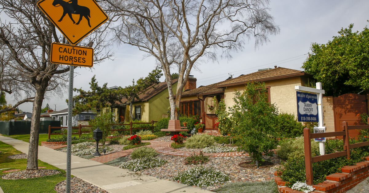 Southern California home prices, sales jump 13% in January