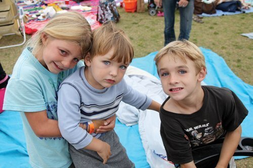 Summer Movies in the Park 2011