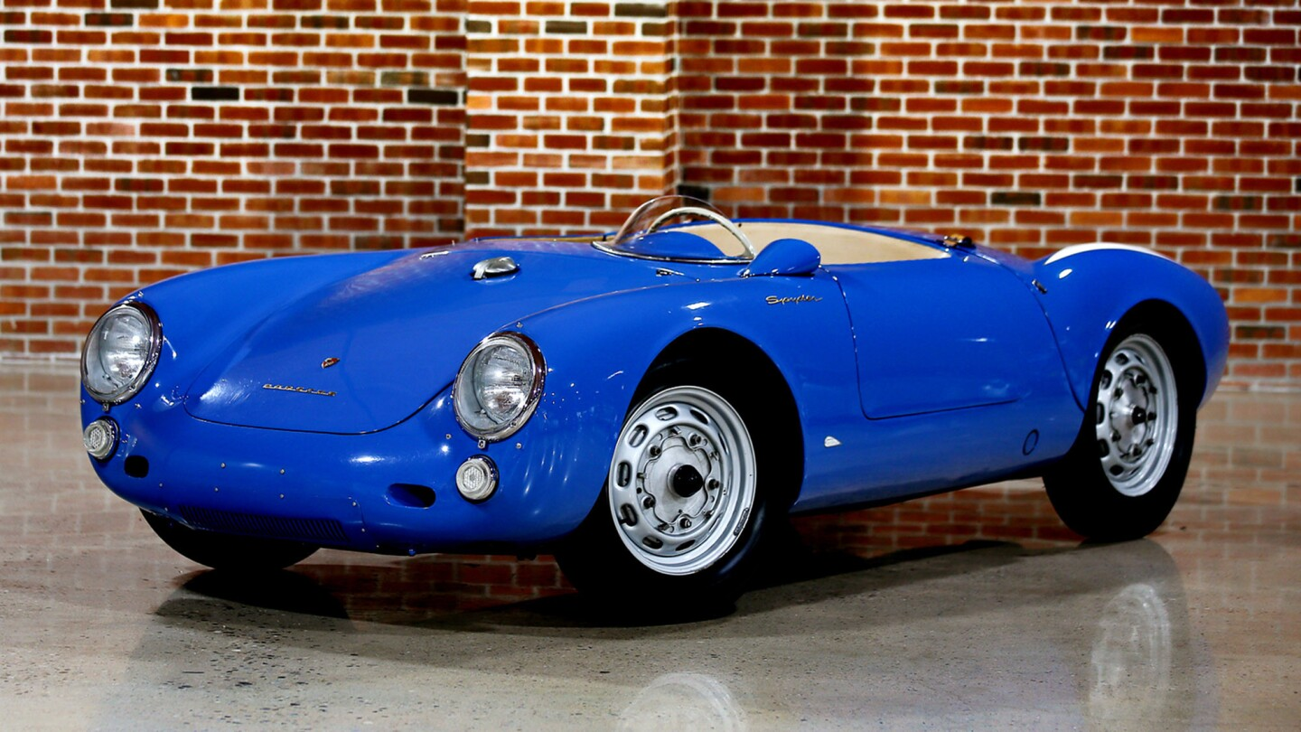 Jerry Seinfeld Porsches headed to auction