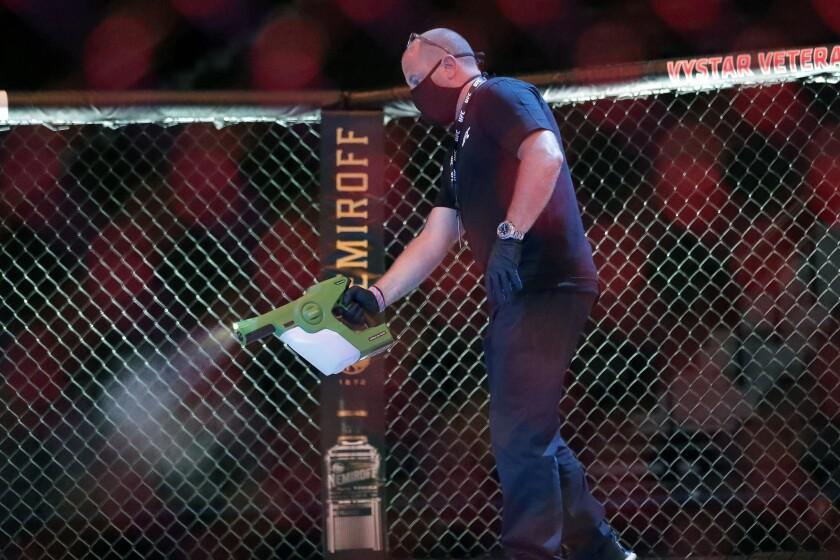 MMA UFC 249