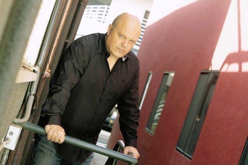 "Michael Chiklis of the CBS series ""Vegas."""