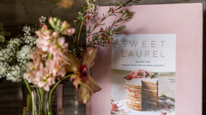 Paleo, grain-free and naturally-sweetened desserts from Sweet Laurel.